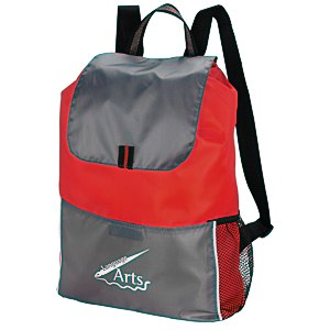 Adventure Drawstring Backpack Main Image