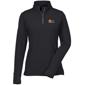 Caltech Performance 1/4 Zip Pullover - Ladies' Main Image