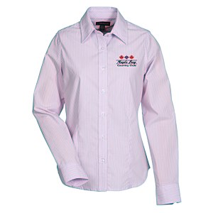 Garnet Striped Dress Shirt - Ladies' Main Image