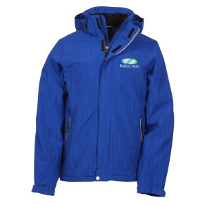 Moritz Insulated Hooded Jacket - Men's Main Image