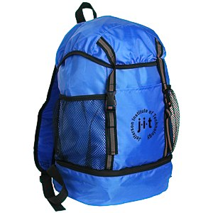 Trail Loop Drawstring Backpack - 24 hr Main Image