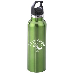 h2go Bolt Stainless Vacuum Sport Bottle - 20 oz.-Closeout