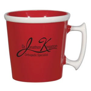 Twice as Nice Mug - 11 oz. - Closeout Main Image