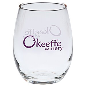 Stemless Wine Glass - 15 oz. - 24 hr Main Image