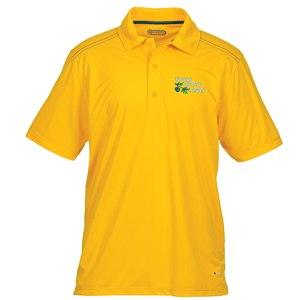 Dunlay MicroPoly Textured Polo - Men's - 24 hr Main Image