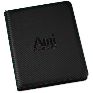 Carbon Fiber Tech Padfolio Main Image