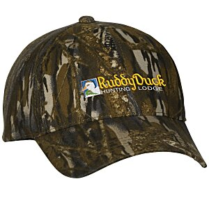 Outdoor Cap Value Camo Hat - Mossy Oak Break-Up Main Image