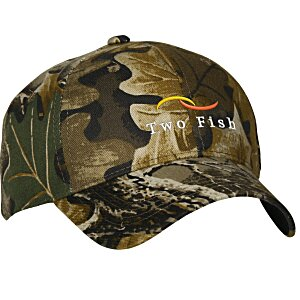 Outdoor Cap Value Camo Hat - Advantage Classic Main Image