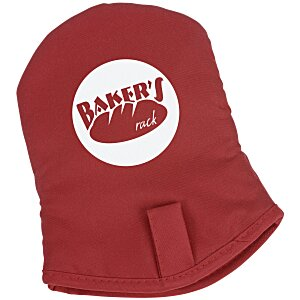 Easy-On Oven Mitt with Grip Main Image