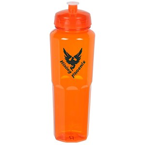 PolySure Retro Water Bottle - 32 oz. Main Image