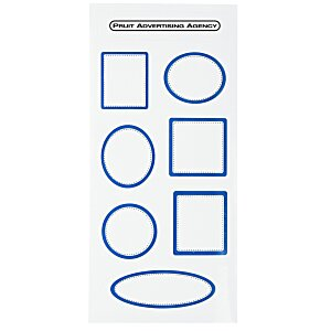 Label-it Sticker Sheet - Straight-Up Main Image