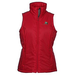 Harriton Insulated Vest - Ladies' Main Image
