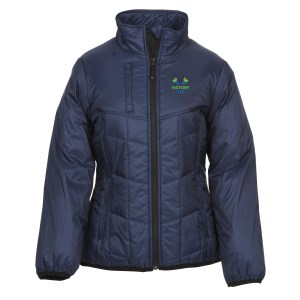 Devon & Jones Insulated Jacket - Ladies' Main Image