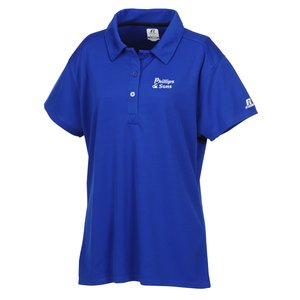Russell Athletic Team Essential Polo - Ladies' Main Image