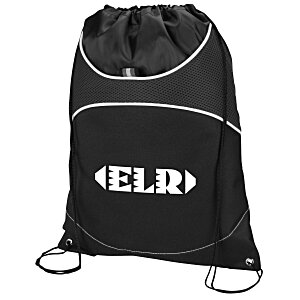 Panoramic Drawstring Sportpack Main Image