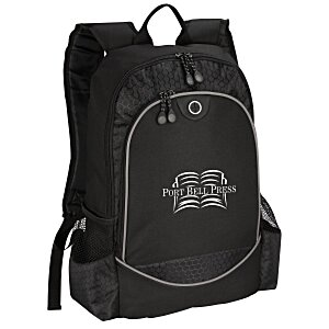 Hive Laptop Backpack Main Image