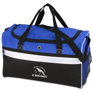 Big Stripe Duffel