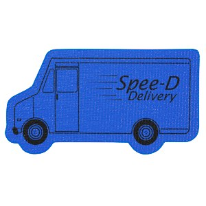 Cushioned Jar Opener - Delivery Truck
