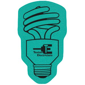 Cushioned Jar Opener - Energy Light Bulb Main Image