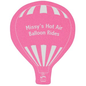 Cushioned Jar Opener - Hot Air Balloon Main Image