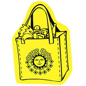 Cushioned Jar Opener - Shopping Tote Main Image
