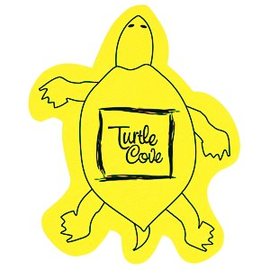 Cushioned Jar Opener - Turtle Main Image
