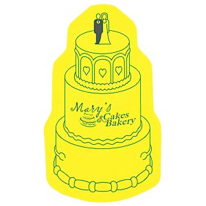 Cushioned Jar Opener - Wedding Cake Main Image