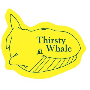 Cushioned Jar Opener - Whale