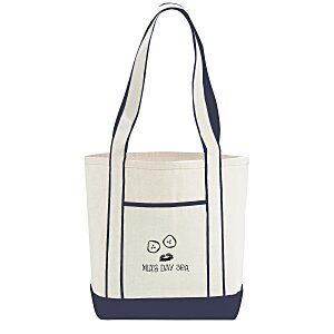 Top Sail Cotton Boat Tote Main Image