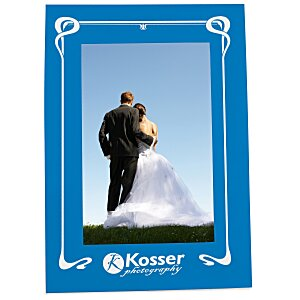 "Laminated Photo Frame - 6"" x 4"" - Colors"