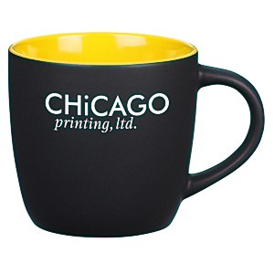 Riviera Ceramic Mug - 10 oz. - 24 hr Main Image