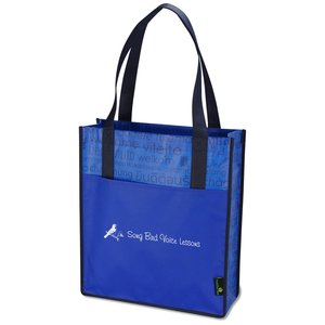 Laminated Welcome Convention Tote
