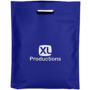 "Heat Seal Exhibition Tote - 16-1/2"" x 13"" Main Image"
