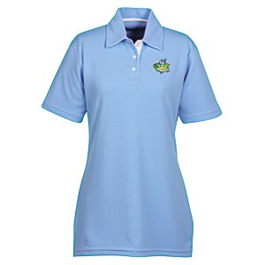 Ultra Club Platinum Performance Birdseye Polo - Ladies' Main Image