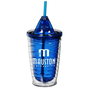 Cool Gear Wave Tumbler - 16 oz. - 24 hr Main Image