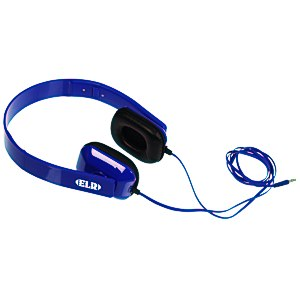 Techno Headphones Main Image