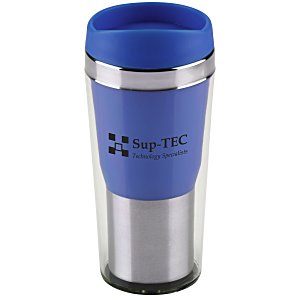 Clear Up Travel Tumbler - 16 oz. Main Image