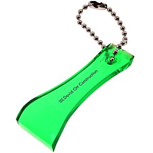 Lottery Scratcher Key Tag - Translucent Main Image