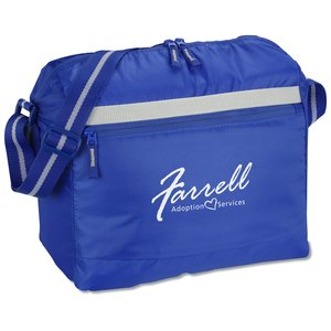 Messenger Cooler Bag - Closeout Main Image