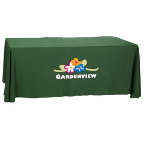 Convertible Table Throw - 4' to 6' - Heat Transfer Main Image