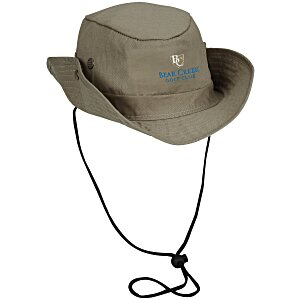 Outback Hat - Embroidered Main Image