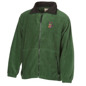 Heavy Plush Microfleece Jacket - Men's Main Image