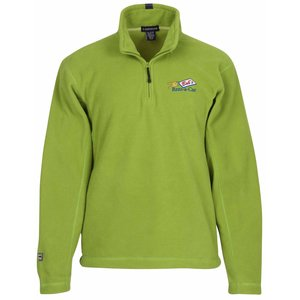 Landmark 1/4 Zip Microfleece Pullover - 24 hr