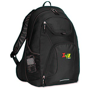 Quest Computer Backpack - Embroidered