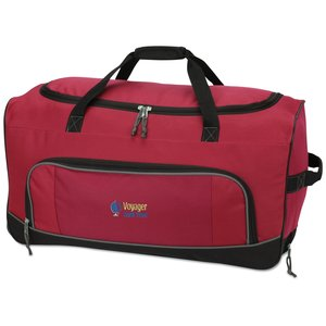 Express Wheeled Duffel - Embroidered Main Image