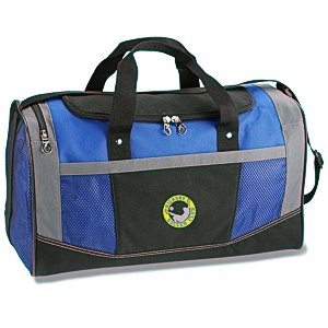 "Flex Sport Bag - 10-3/4"" x 19"" - Embroidered Main Image"