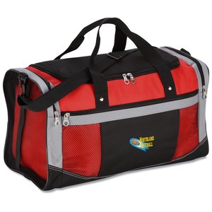 "Flex Sport Bag - 11"" x 22"" - Embroidered Main Image"