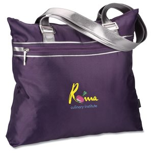Capri Fashion Tote - Embroidered