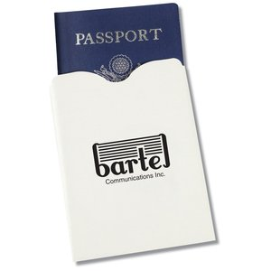 3M Passport Sized Data Protection Sleeve Main Image