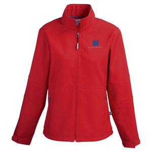 Cavell Soft Shell Jacket - Ladies' - TE Transfer Main Image